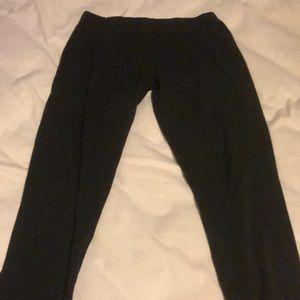 Pants - Black sweatpants
